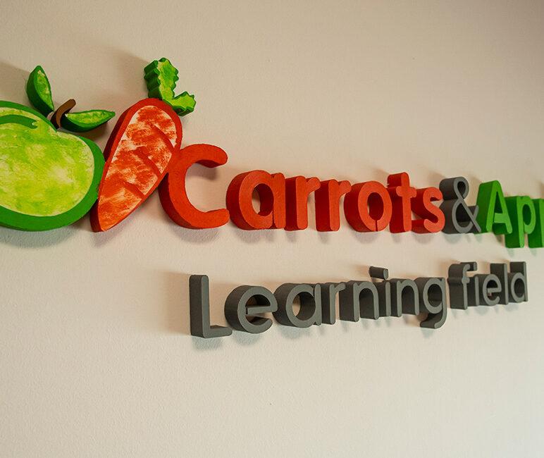 Carrots y Apples